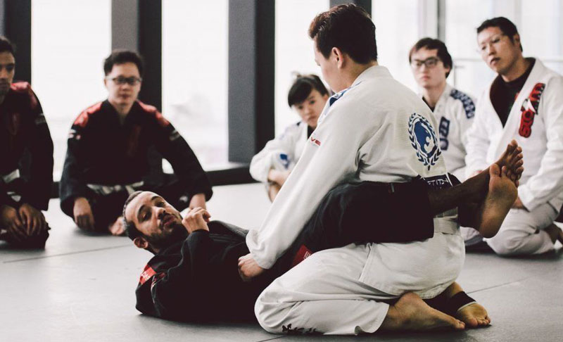 BJJ First Class CheckList - Read this before going to your